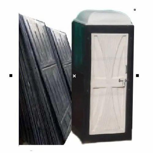 FRP Toilet Modules - Economical Toilet with Tank