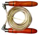 Skipping Rope - Wooden