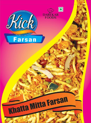 kick Namkeen Khatta Meetha Farsan