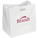 Pp Red And Yellow Shopping Carry Bag