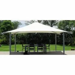 Fix Gazebo PVC Tensile Structure