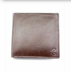 Brown Men Italian Leather Wallet KBZW-2032