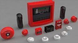 Plastic White Appolo Fire Alarm Systems