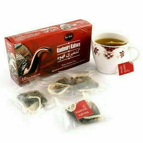 Teabag mature
