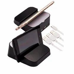 3 Ports USB Hub With Mobile Holder