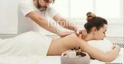 Female Body Massage Home Service