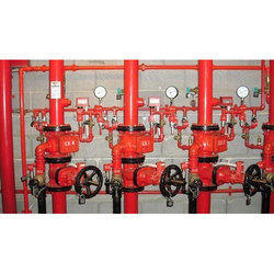 Marine Engine Room Fire Protection System