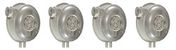 Sensocon USA Differential Pressure Switch Series 104 - 3