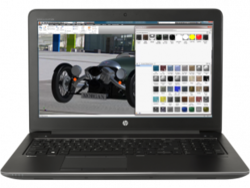 HP ZBook 15 G4 Mobile Workstation Laptop