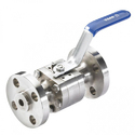 32 Series Flanged Ball Valves