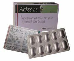 Rabeprazole 20 mg, Levosulpiride 75 mg