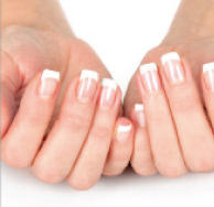 Woman Manicure Services