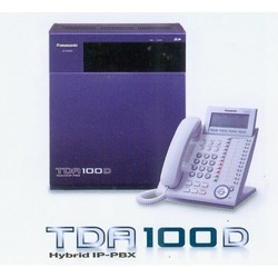 Panasonic KX-TDA 100D Telephone System