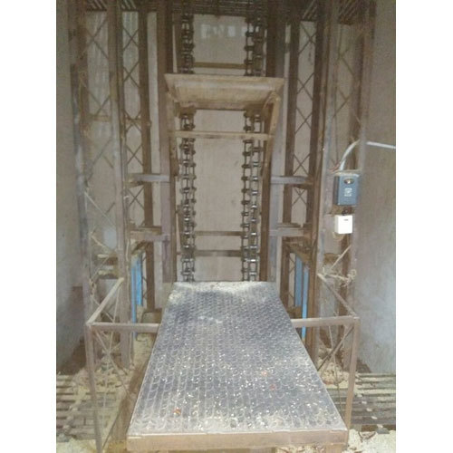 Deep Engineering Goods Lift Elevators, Max Capacity: 5 Ton