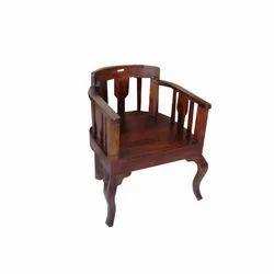 The Home Dekor Sheesham Wood Chairs