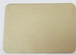 Rich Gold Color ACP Partition Panels