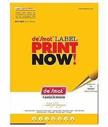 DESMAT A4 ST-1/16 Sticker