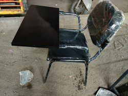 Study Chair With Writing Pad or Classroom chair