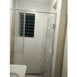 Toughened Glass Shower Cubicle