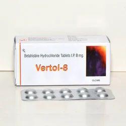 Betahistine Hydrochloride Tablets I.P