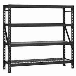 Shelf Welded MS Garage Storage Rack