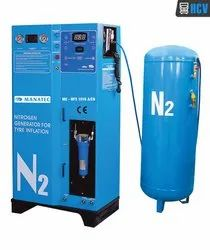 Nitrogen Filling Station-Bus/Truck/Trailer