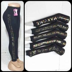 Ladies Nylon Legging