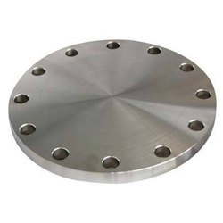 Stainless Steel Round Blind Flange