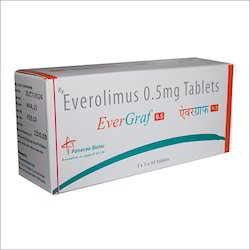 Evergraf 0.75mg Capsules