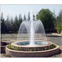 Marble Water Fountain, For Home Decoration