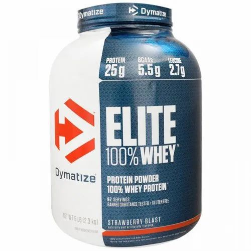 38e7934ed Gluten Free Concentrate And Isolate Dymatize Elite 100% Whey Protein ...