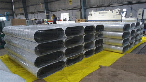 Oval Ducts - Spiral Oval Duct Manufacturer from Chennai