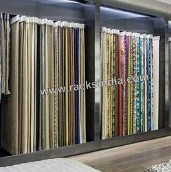 Display Racks for Fabric Folders for Furnishing stores