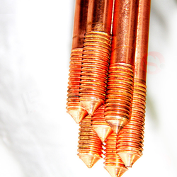 Copper Bonded Ground Rod