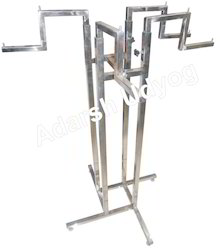 Z Type Four Way Stand Hanger