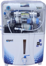 White Or Black Semi-Automatic Eigen GEM, Capacity: 12 L, for Home