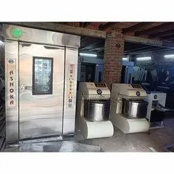 Automatic Bakery Rack Oven