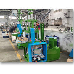 Single Slide Injection Molding Mould Machine For Plastic