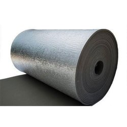 Gray Plastic XLPE Insulation Sheet, Size: 1.2m(width) * Roll Form