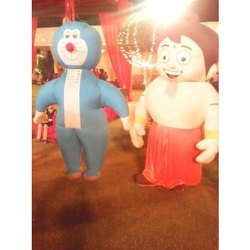 Custom Cartoon Character Balloons