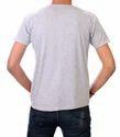 Men's Printed Round Neck T- Shirt
