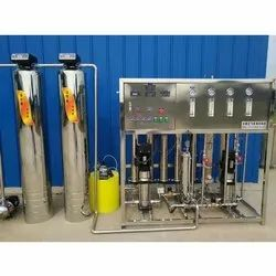Industrial Mineral Packaged Drinking Water Plant