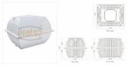 3000 Litre FRP Water Tank