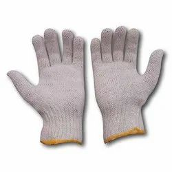 80 Grams Cotton Knitted Hand Gloves
