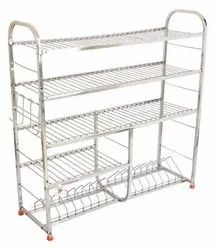 SS Kitchen Racks