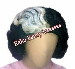 Indira Gandhi Wig