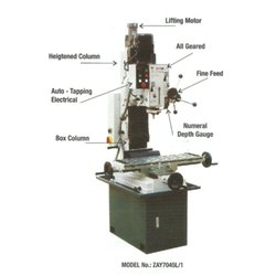 ZAY7045L/1 Drilling and Milling Machine