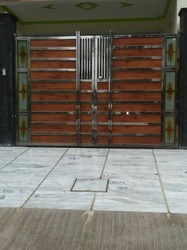Steel Main Door
