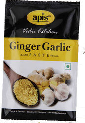 Vedic Kitchen Ginger Garlic Paste Preservers Ginger Garlic Paste