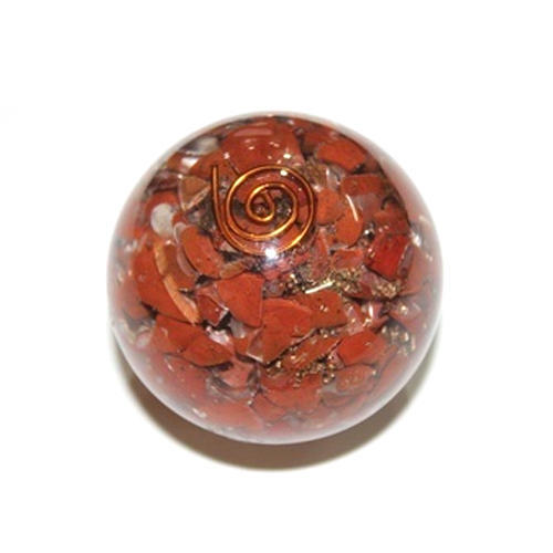 en red polished gemstone jasper brecciated tumbled stone natural ip